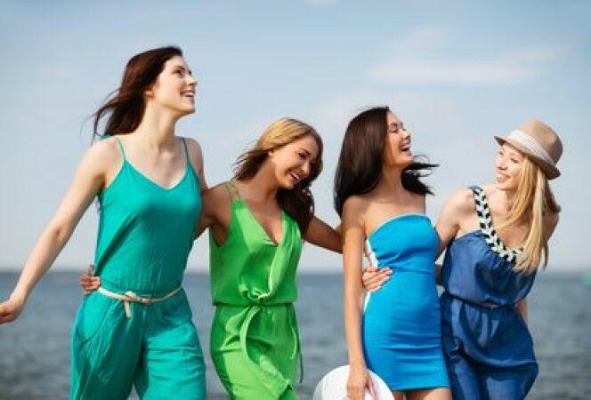 Un séjour de thalasso entre filles est une excellente occasion de se retrouver entre amies pour se relaxer ou fêter un enterrement de vie de jeune fille.