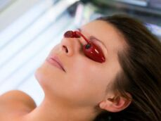 Un solarium discount : une cabine à UV à petit prix