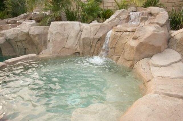 Le spa naturel doit s'intégrer le mieux possible à son environnement.