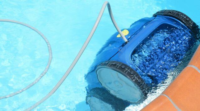 Un surpresseur pour votre robot de piscine à pression