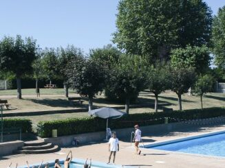 Un cours d'aquagym à la piscine de Digoin