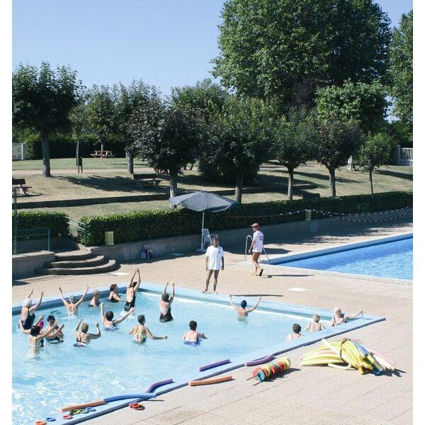 Stade nautique piscine de digoin horaires tarifs et for Piscine blomet aquagym