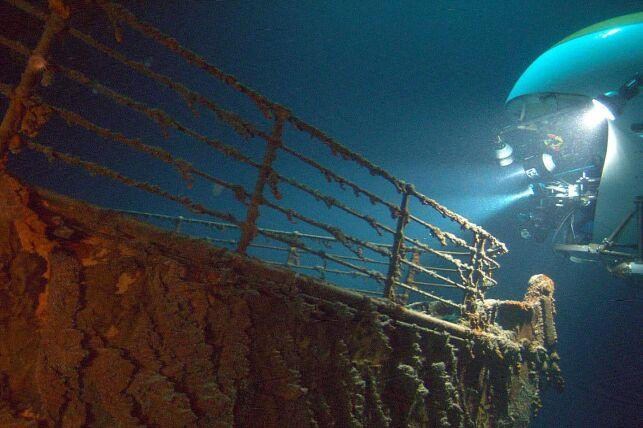 Une agence de voyage britannique vous propose de plonger à 3600m sous l'eau pour voir de vos yeux la célèbre épave du Titanic.