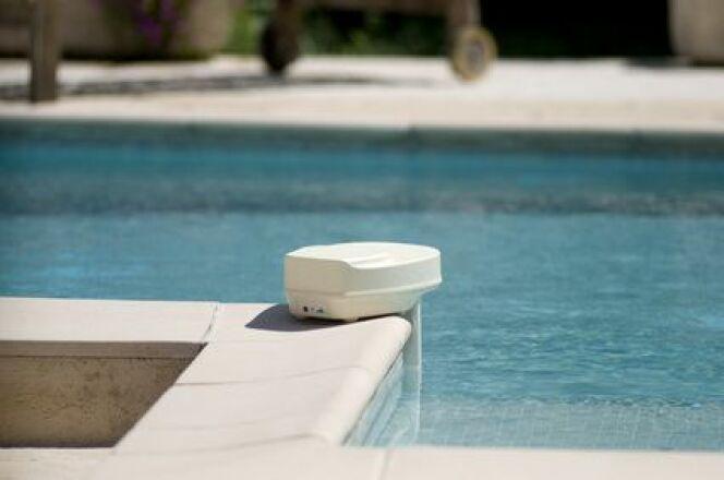 Une alarme de piscine connectée
