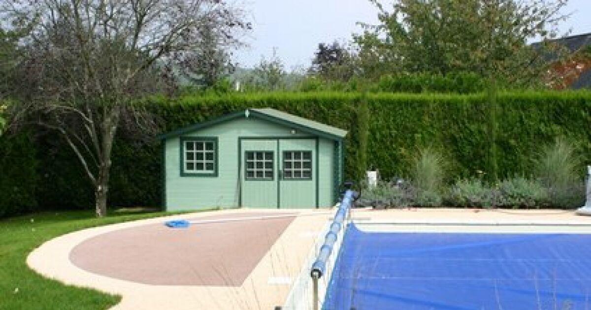 Une b che solaire r chauffer l 39 eau de sa piscine for Nappe solaire piscine