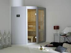 Une cabine sauna : votre séance de sauna à domicile