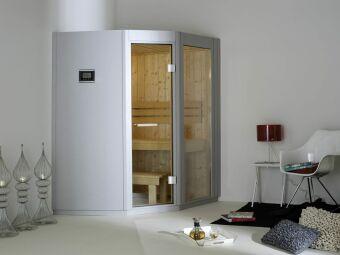 Une cabine de sauna deux places : le plaisir du sauna à deux