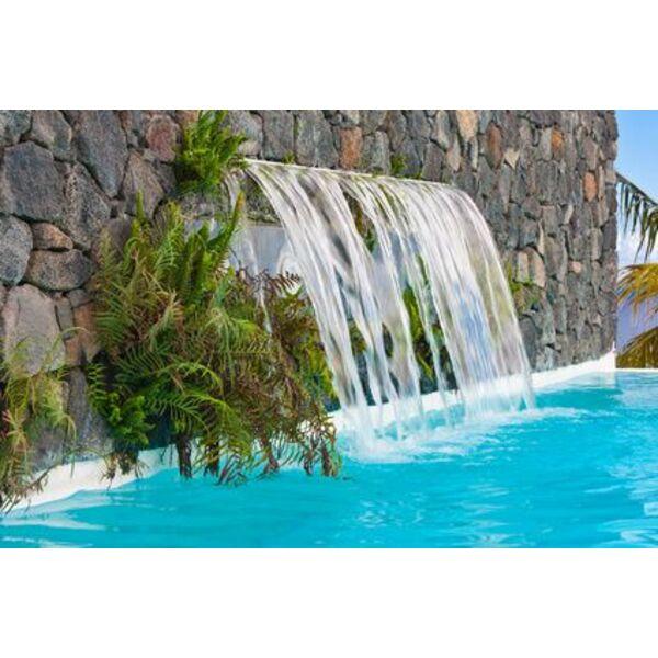 Prix d une cascade ou lame d eau pour piscine guide - Cascade pour piscine ...