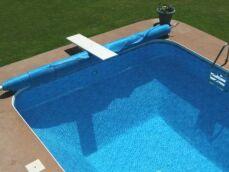 Bâches et couvertures de piscine pas cher