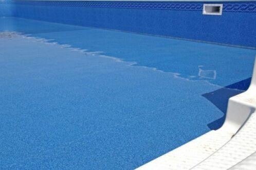 Une fissure dans ma piscine