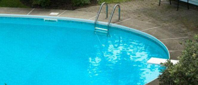 Une fissure dans votre piscine coque