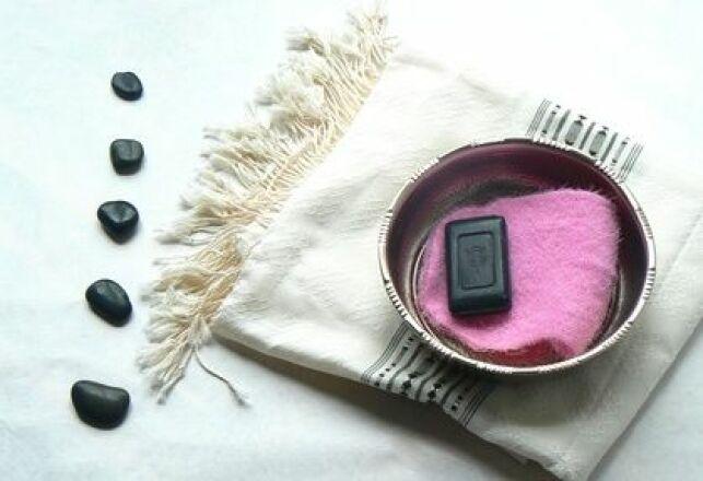 La fouta est une serviette de hammam particulièrement décorative.
