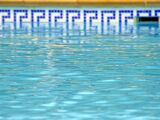 Une frise décorative pour votre piscine