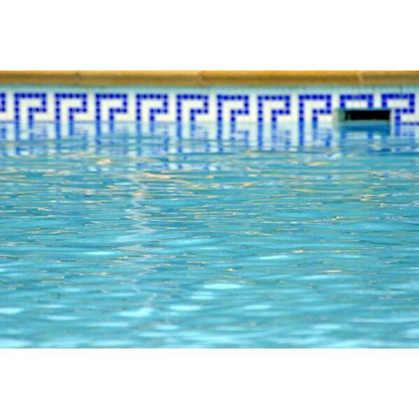 Une frise d corative pour votre piscine Prix frise piscine