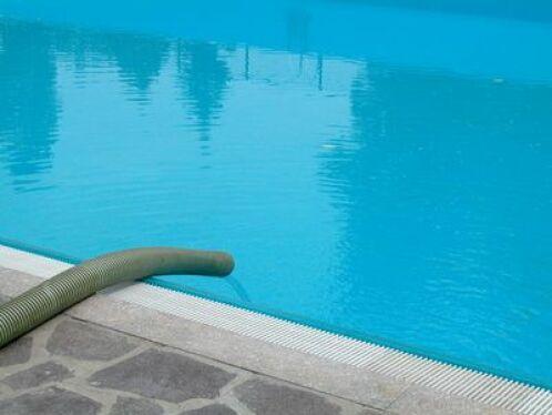 Une fuite dans votre piscine