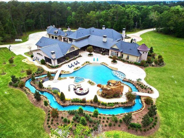 Une immense propriété au Texas