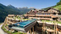 Hôtel Hubertus : un magnifique hôtel au cœur du Tyrol