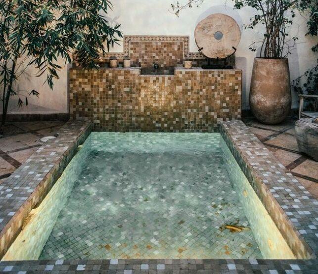 Une mini-piscine ne nécessite aucune démarche administrative