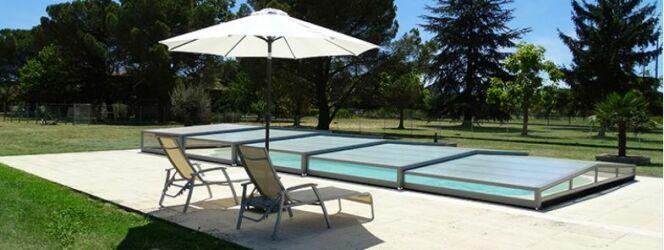 Une nouvelle gamme d'abris de piscine pour Octavia