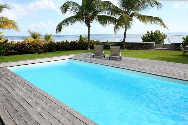 Une piscine à coffrage modulaire