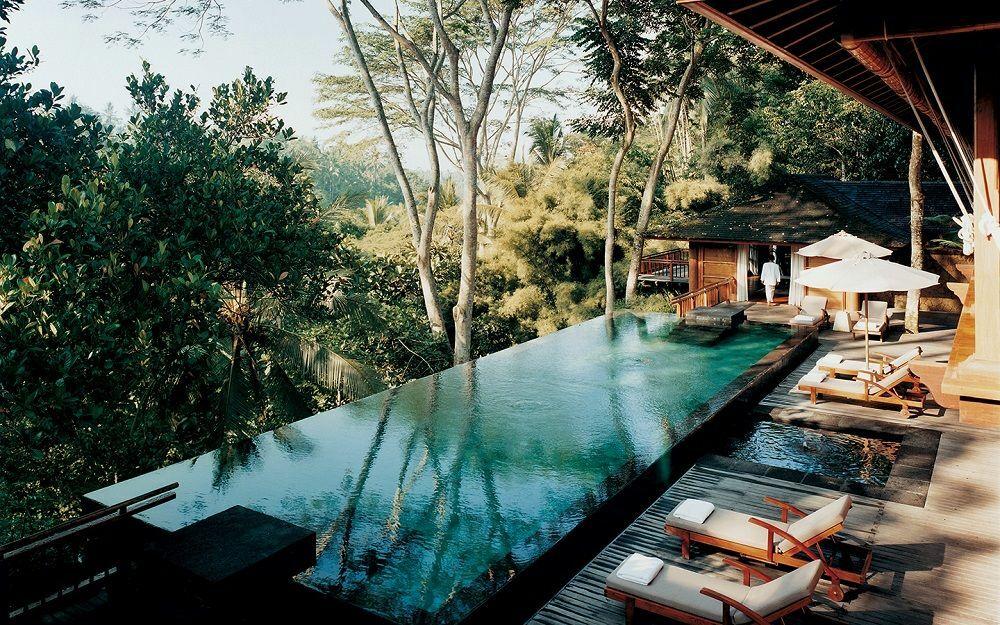 Une piscine au Como Shambhala Estate à Bali© comohotels.com