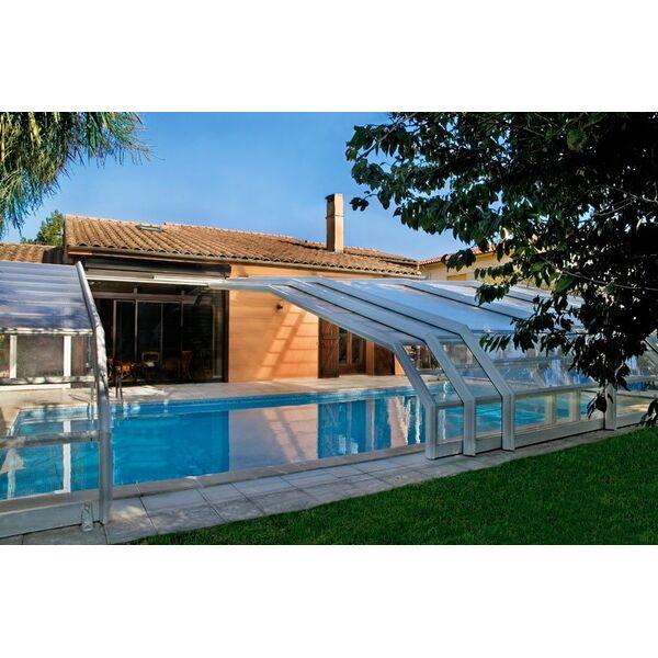 Une piscine bien l abri bien choisir son abri de piscine - Piscine de la potennerie ...