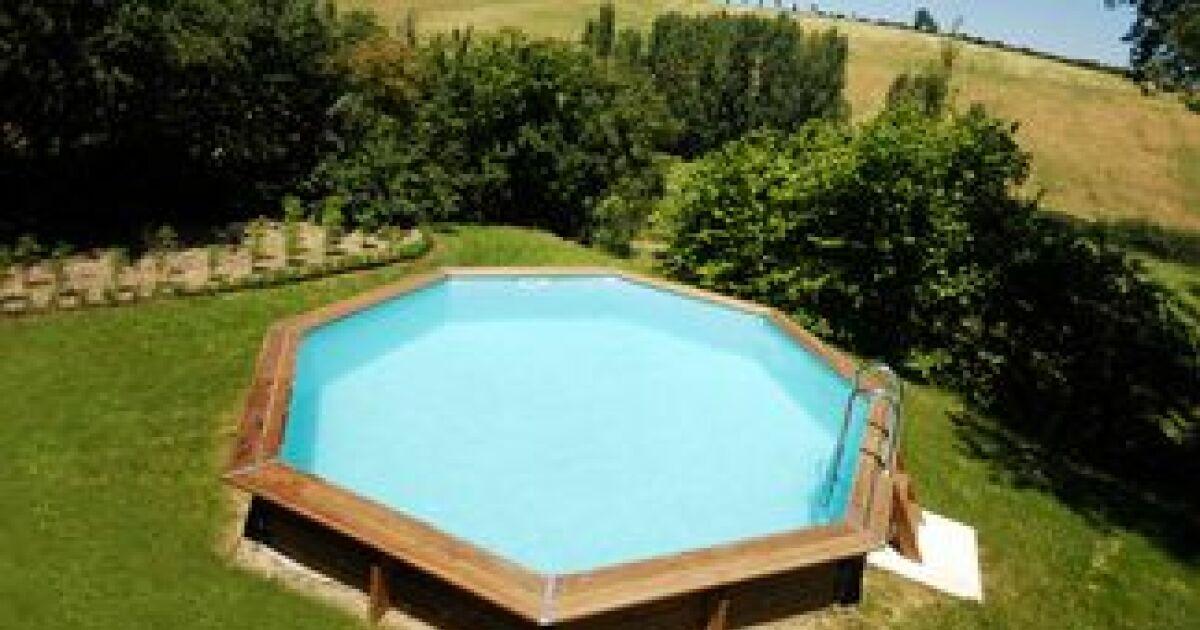 Prix moyen d une piscine photos de conception de maison for Prix d une piscine