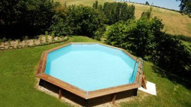 """Une piscine d'occasion coûtera moins cher qu'une neuve.<span class=""""normal italic petit"""">© Fotolia</span>"""