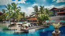 Hard Rock Hotel de Bali : une piscine paradisiaque