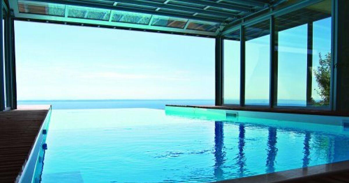 Une piscine de luxe chez vous le r ve domicile for Piscine interieure de luxe