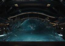 Une piscine en apesanteur