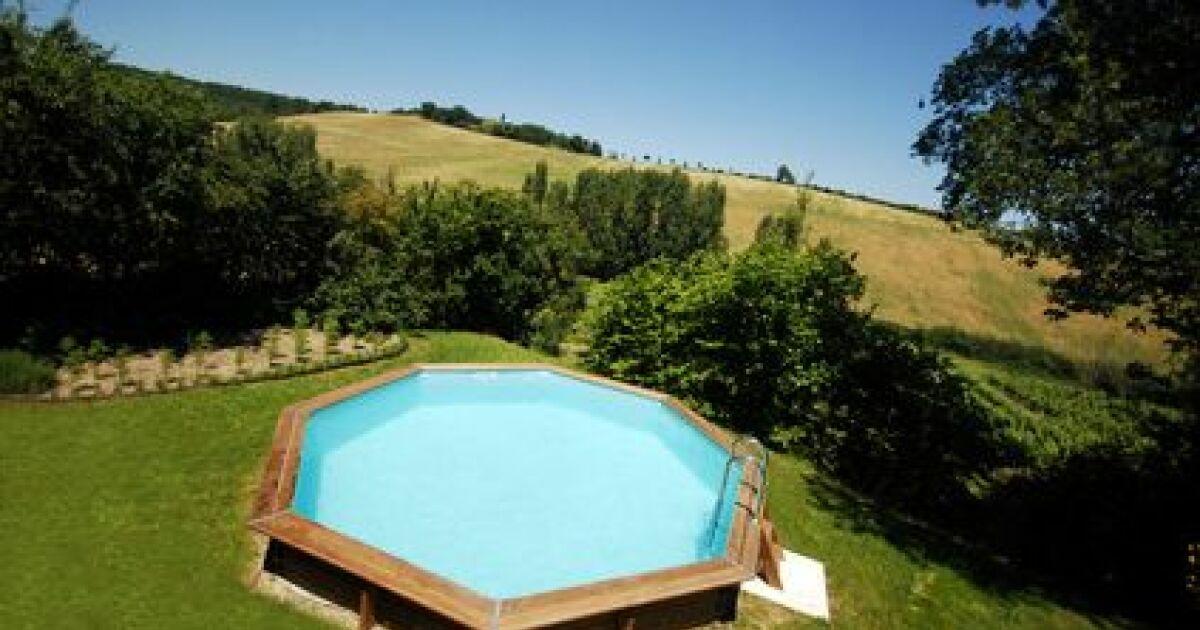 Article piscine en bois discount votre piscine petit for Acheter piscine en bois
