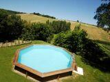 Piscine en bois discount : votre piscine à petit prix pour cet été