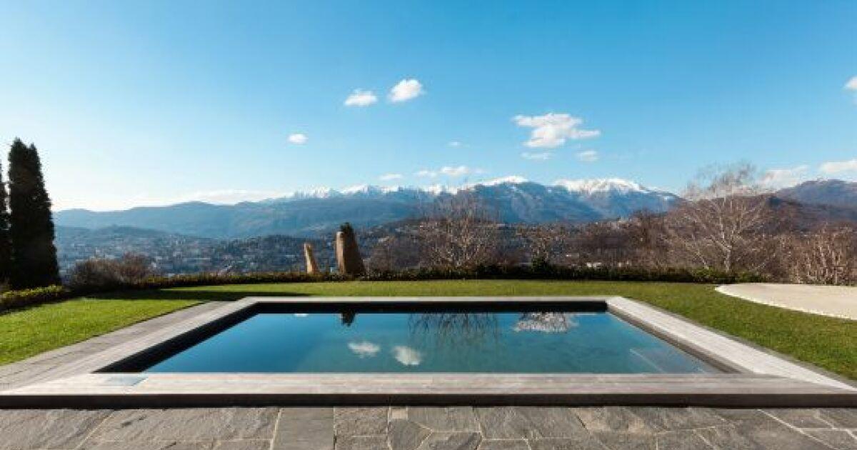 La piscine bois rectangulaire hors sol ou enterr e for Ou acheter piscine bois