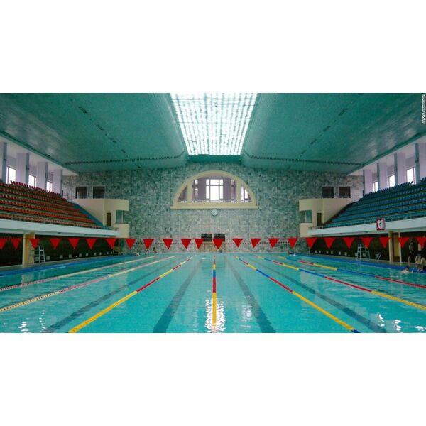 Des piscines tout droit sorties d un film de wes anderson for Piscine du nord
