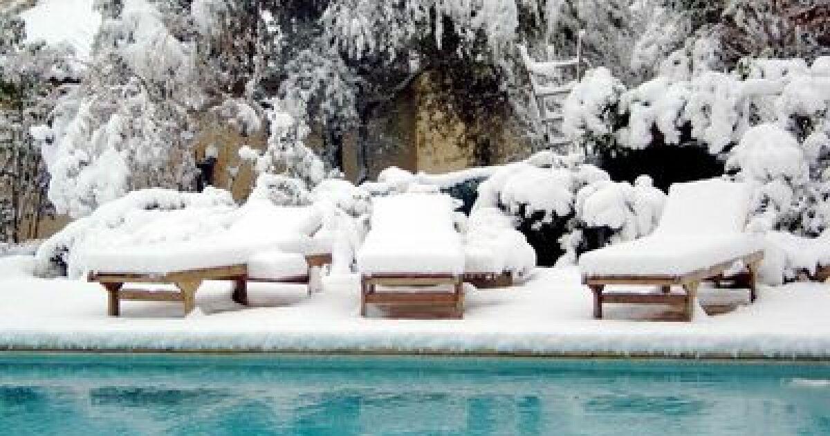 L hivernage de la piscine comment faire hiverner votre piscine - Comment fabriquer une piscine ...