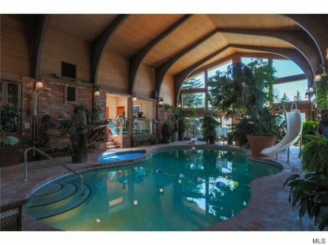Une piscine…en plein cœur de votre salon ?