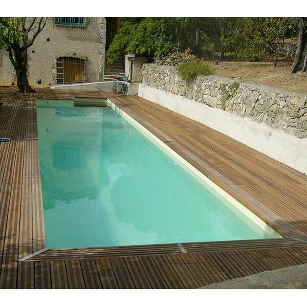 du teck pour votre piscine en bois le choix de la qualit ForPiscine En Teck