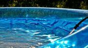 Vidéo : une piscine plus grande qu'elle en a l'air…