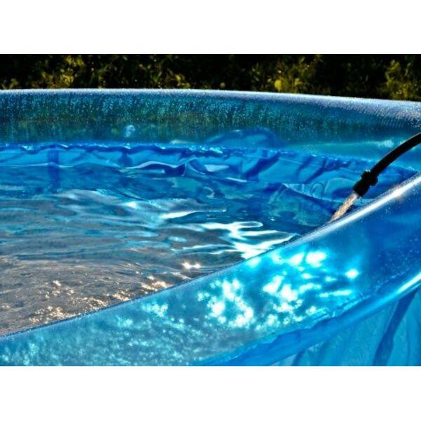 Vid o une piscine plus grande qu elle en a l air - Piscine hors sol gonflable ...