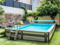 Une piscine hors-sol livrée chez vous pour cet été !