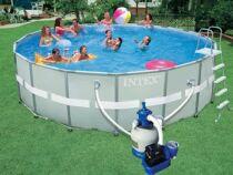 Une piscine intex hors sol dans votre jardin
