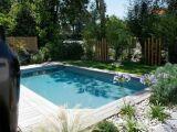 Une piscine privée en Bourgogne