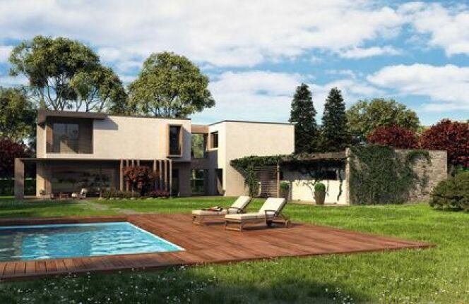 Une piscine privée vous permet de profiter des étés magnifiques de la région Pays de la Loire.