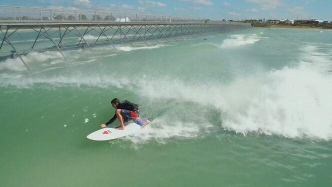 Une piscine publique à vagues pour Austin (Texas)