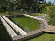 Une piscine sans chlore : les différentes solutions
