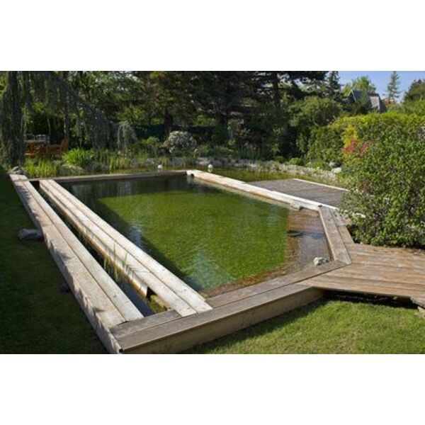 Une piscine sans chlore les diff rentes solutions for Chlore piscine