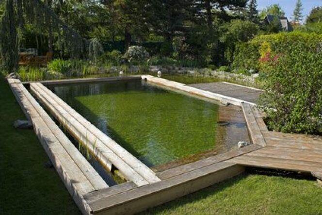 Une piscine sans chlore c'est possible!