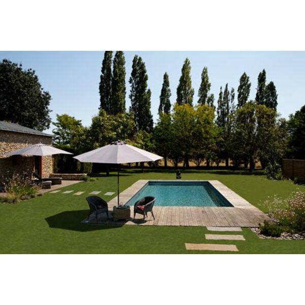 D couvrez la construction d une piscine b ton for Construction piscine caron