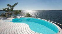 Une piscine Waterair à prix réduit !